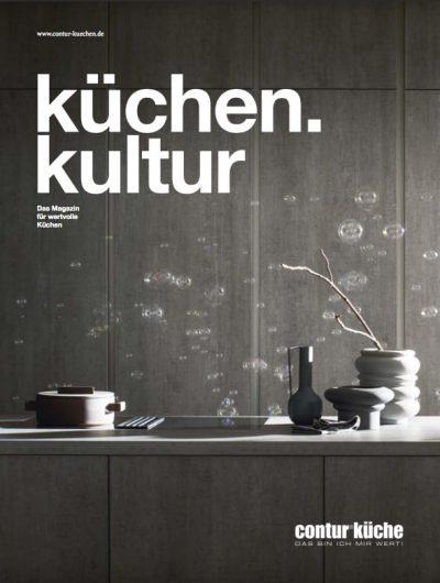 Titelseite contur-Katalog