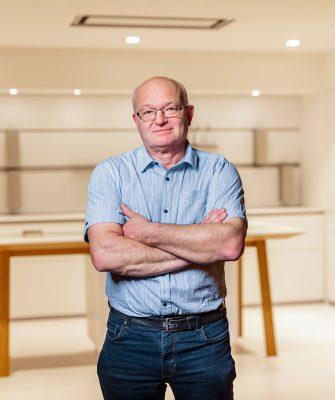 Portrait von Mitarbeiter Jörg Müller