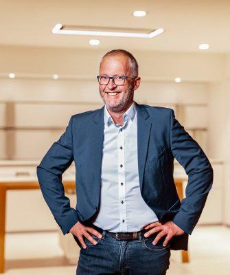 Portrait von Inhaber Ralf Oelschläger-Specht