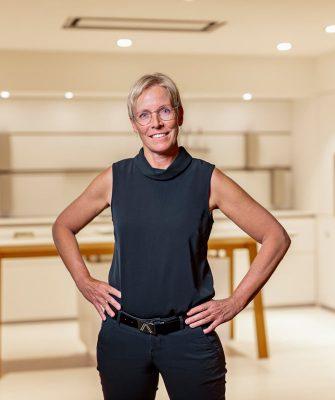 Portrait von Inhaberin Susanne Specht