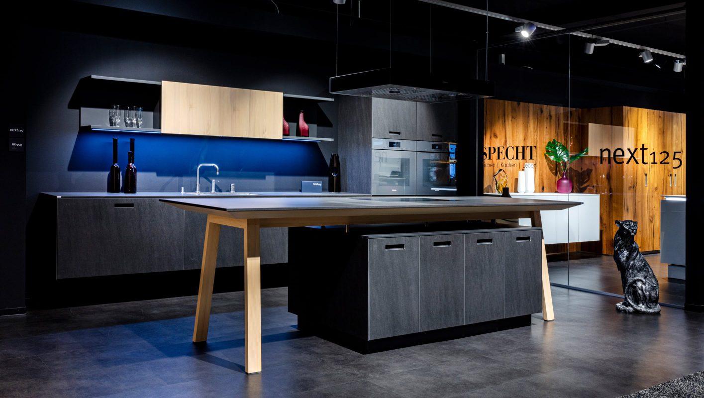 next125-Küche in Specht-Ausstellung