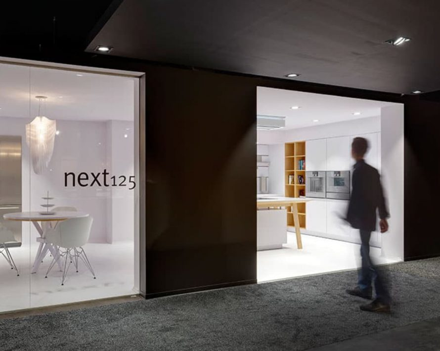 Ausstellungsbereich next125