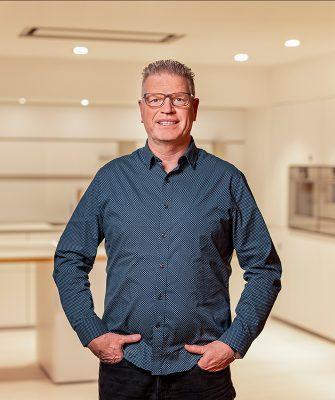 Portrait von Mitarbeiter Rainer Klinger