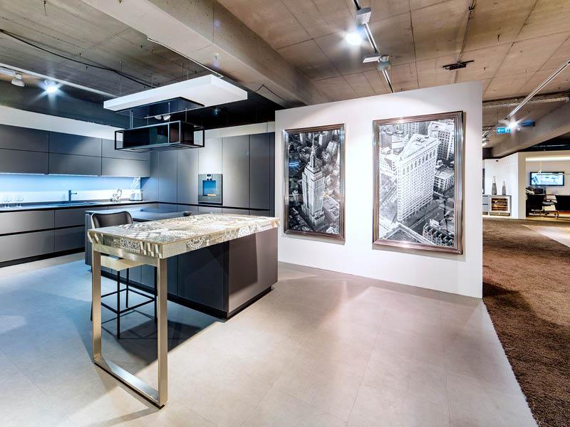 Küchenausstellung bei Specht